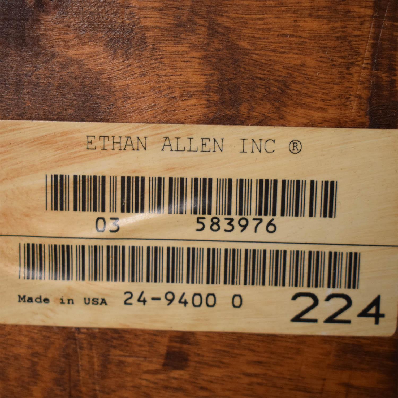 buy Ethan Allen American Impressions Entertainment Amoire Ethan Allen Storage