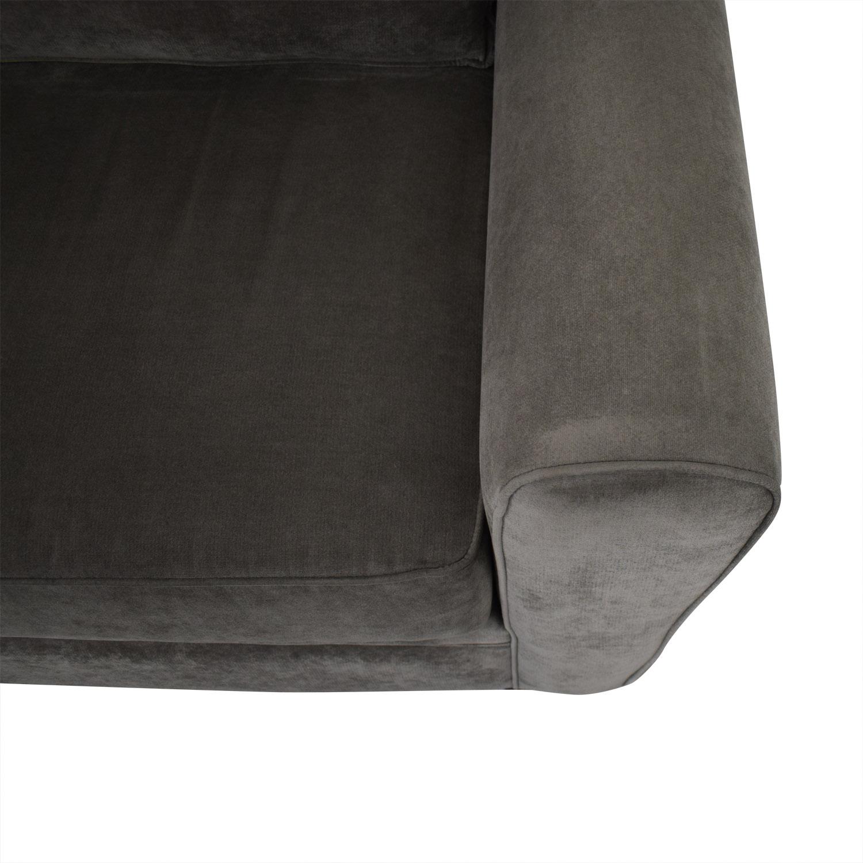 shop Jonathan Louis Sectional Sofa with Chaise Jonathan Louis Sofas