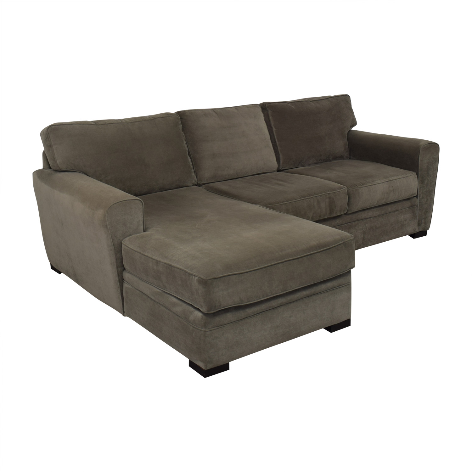 Jonathan Louis Sectional Sofa with Chaise sale