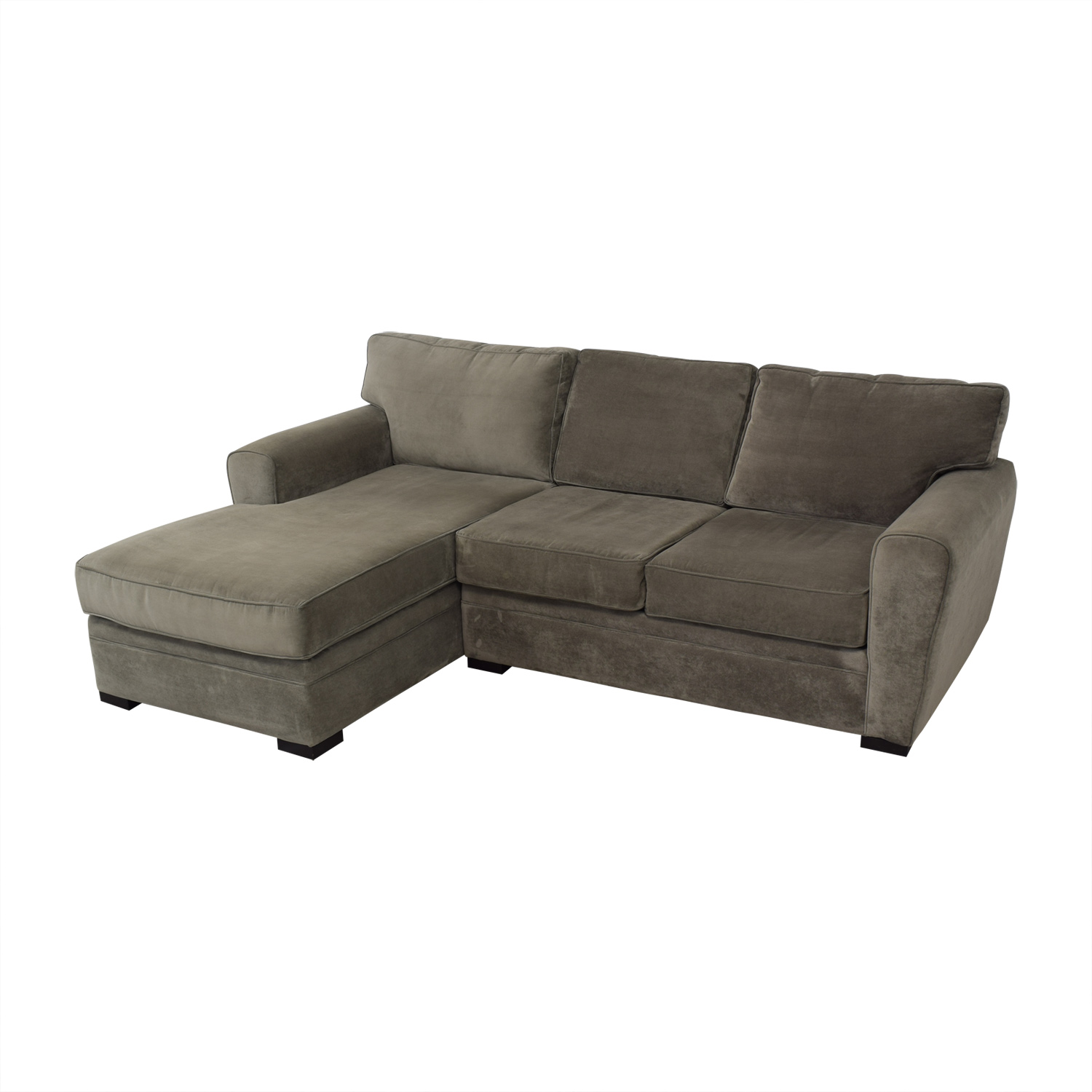 Jonathan Louis Jonathan Louis Sectional Sofa with Chaise dimensions