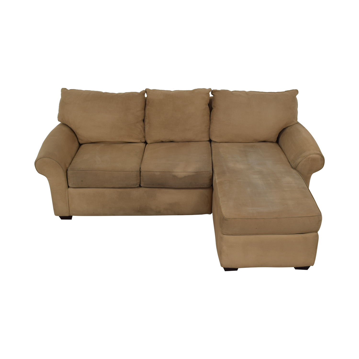 shop Sectional Right Side Chaise Sofa  Sofas
