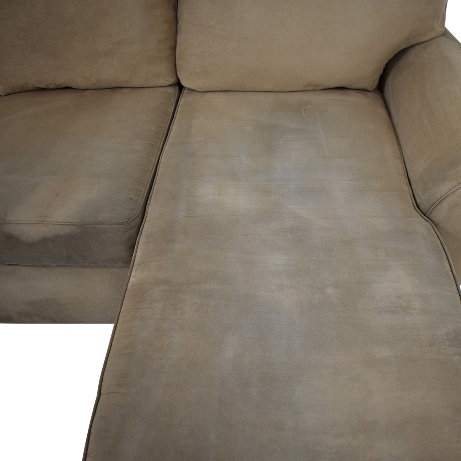 Sectional Right Side Chaise Sofa for sale