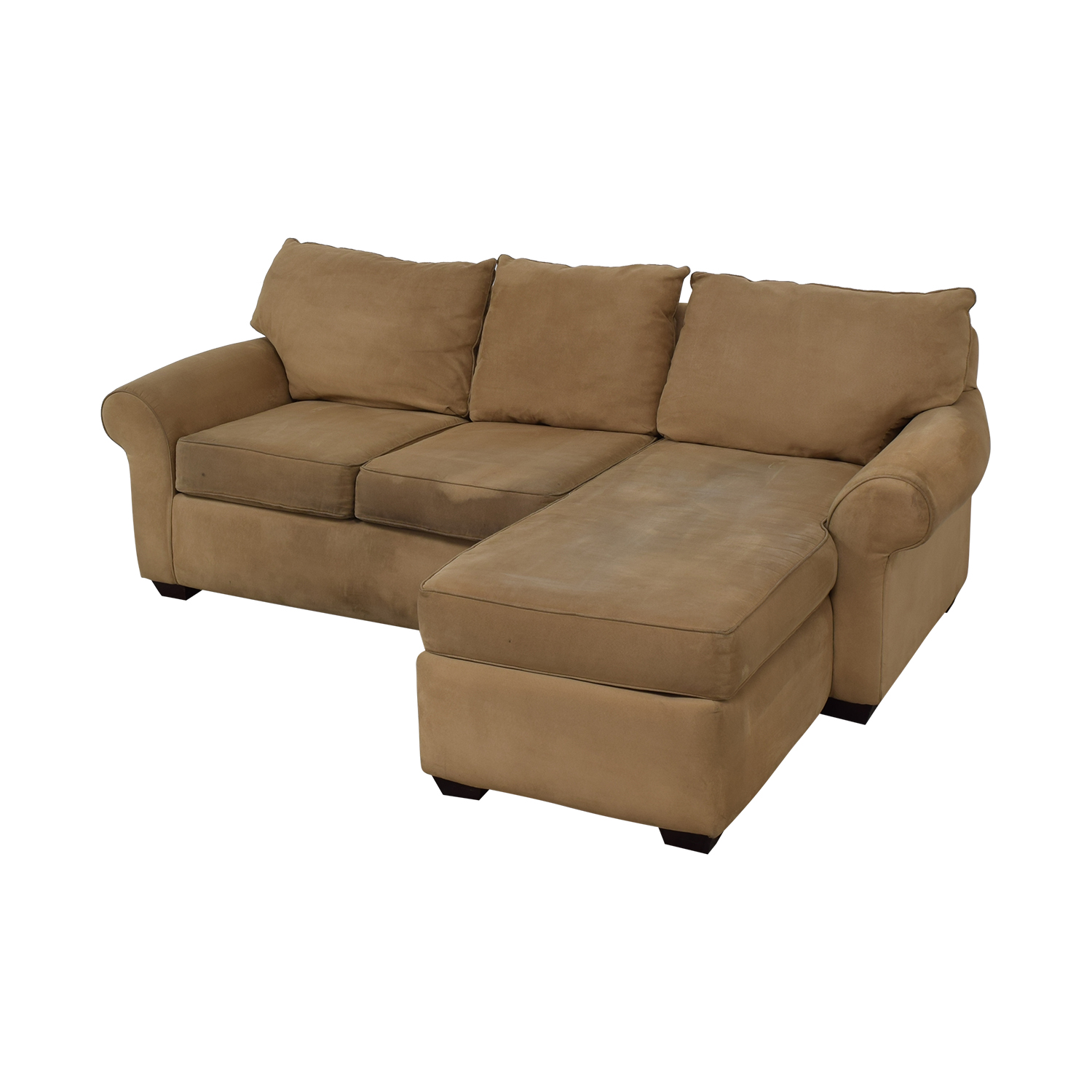 Sectional Right Side Chaise Sofa / Sofas