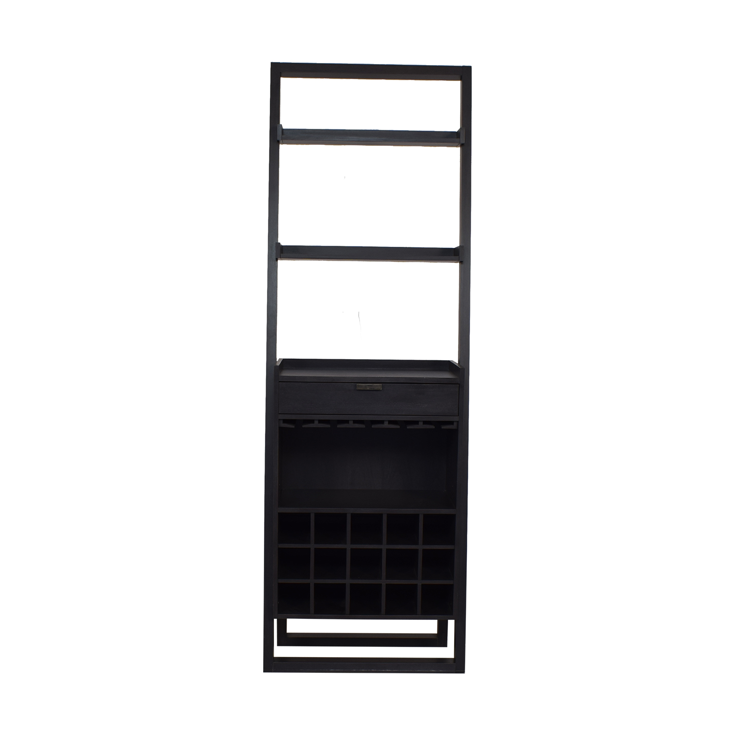 Crate & Barrel Crate & Barrel Sawyer Leaning Bar for sale