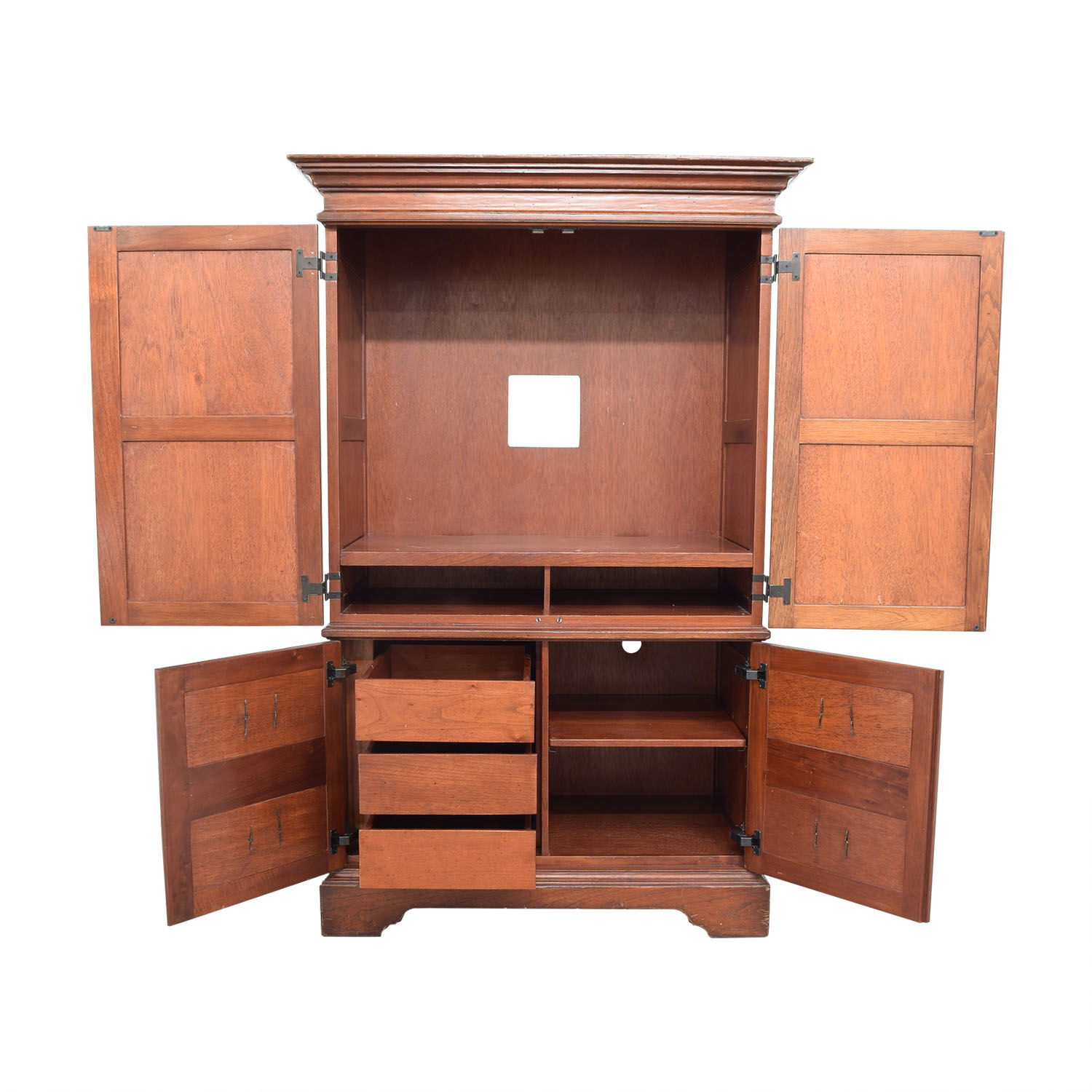 Domain Armoire with Drawers Domain