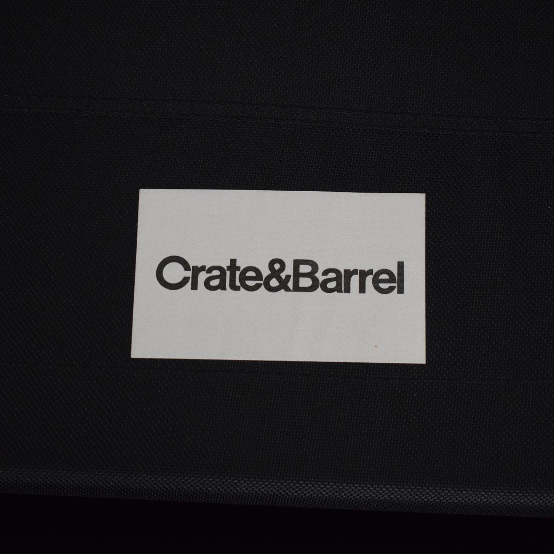 buy Crate & Barrel Full Sleeper Crate & Barrel Sofa Beds