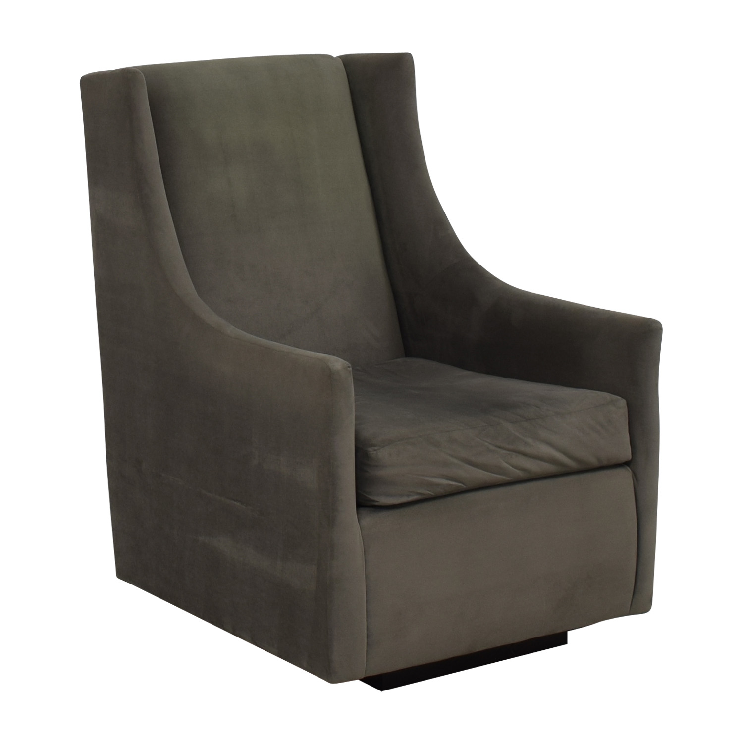 West Elm Graham Glider with Ottoman sale