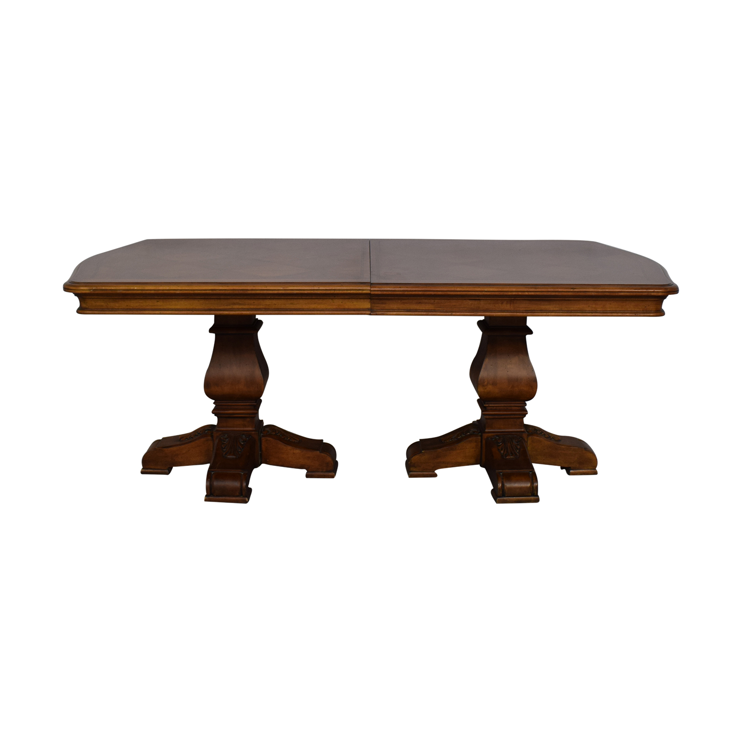 buy Ethan Allen Extension Dining Table Ethan Allen