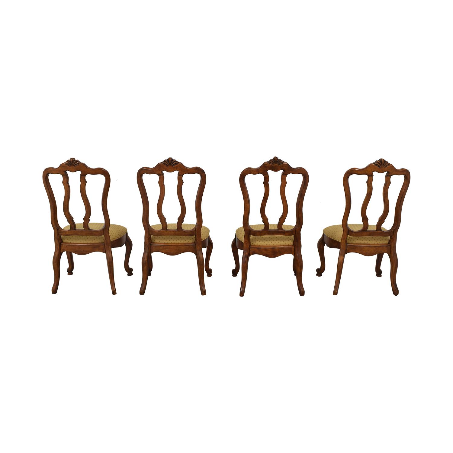 Ethan Allen Ethan Allen Dining Side Chairs second hand