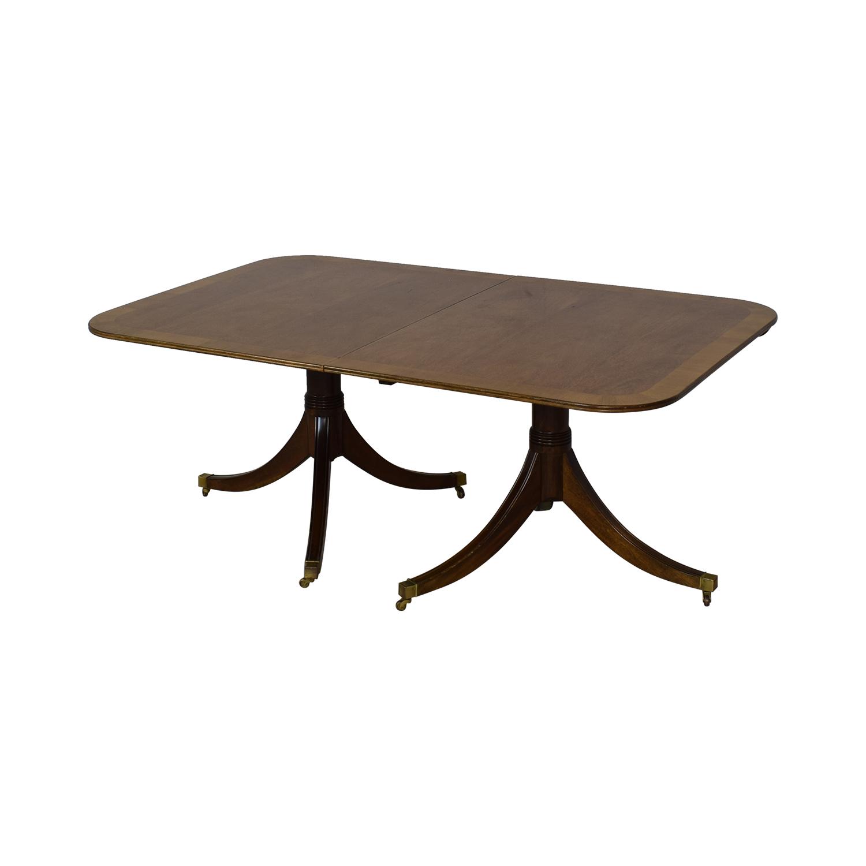 Lockson English Dining Table / Dinner Tables