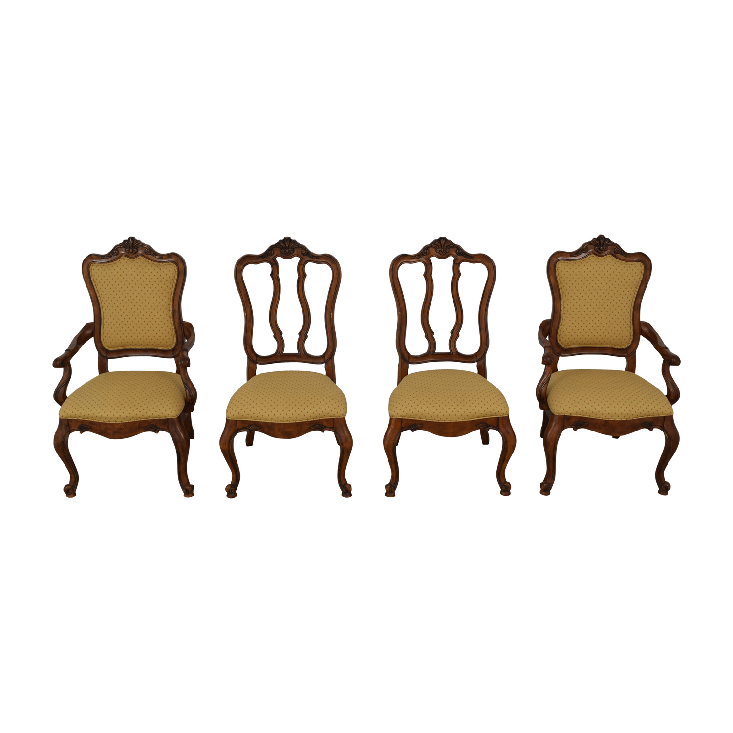 shop Ethan Allen Dining Arm Chairs and Side Chairs Ethan Allen