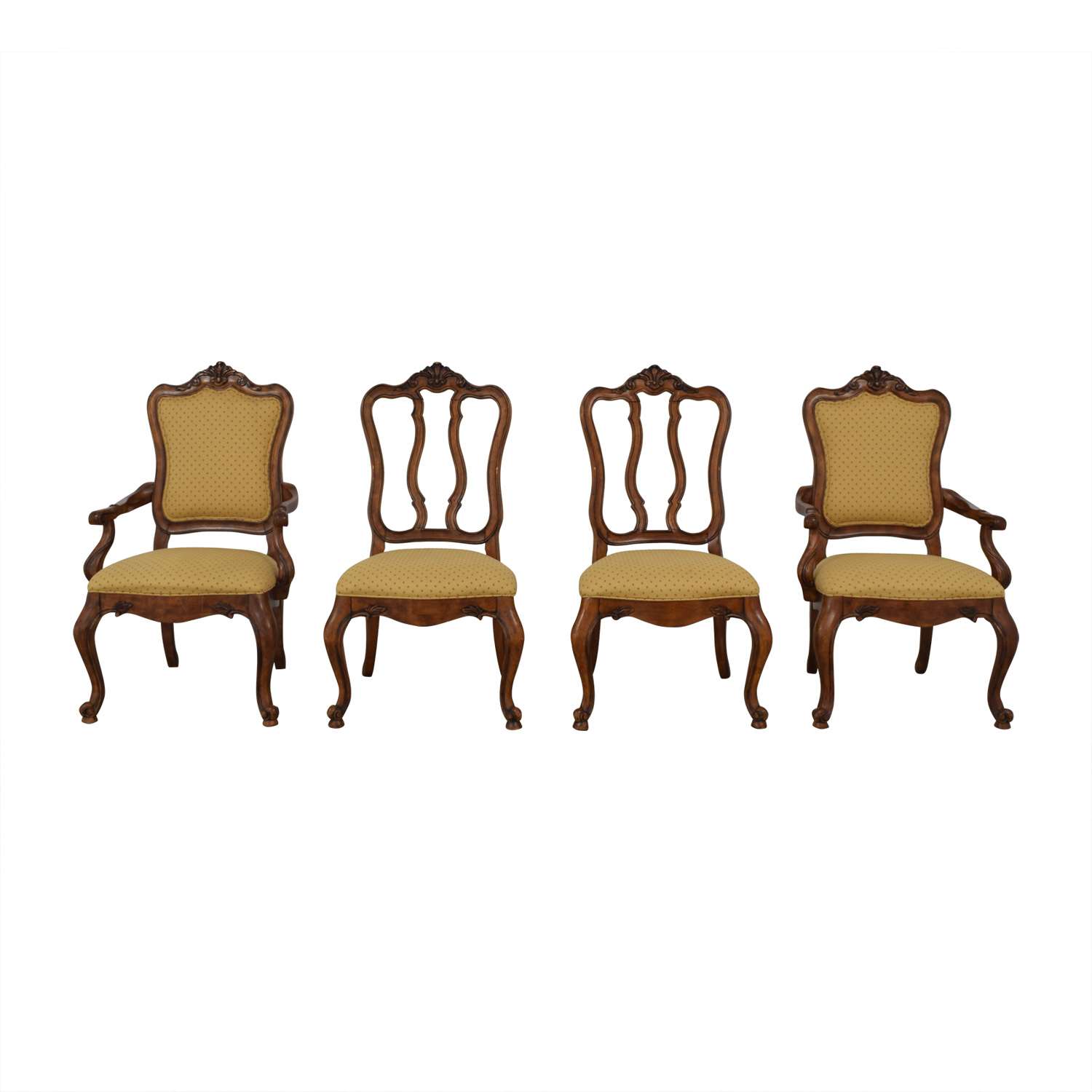 shop Ethan Allen Ethan Allen Dining Arm Chairs and Side Chairs online