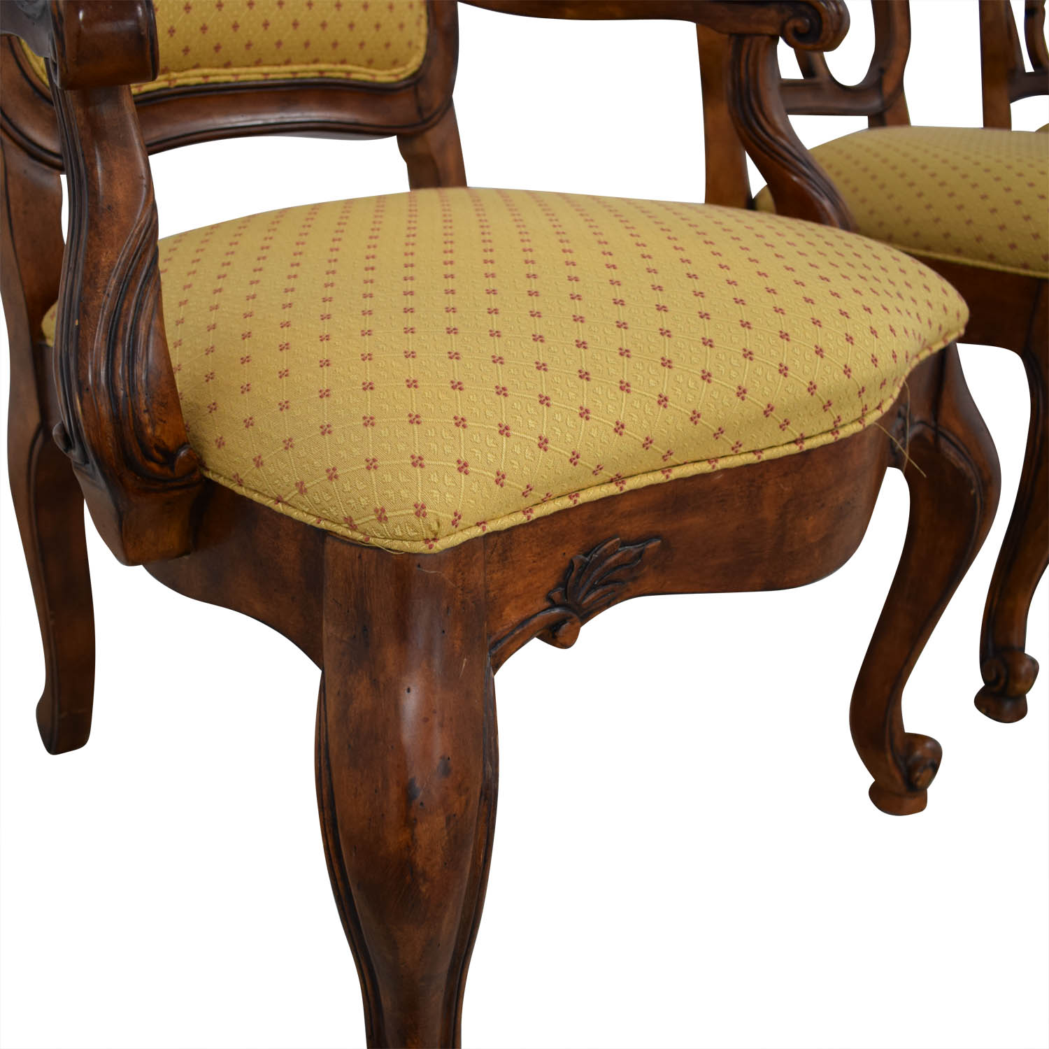 Ethan Allen Ethan Allen Dining Arm Chairs and Side Chairs on sale