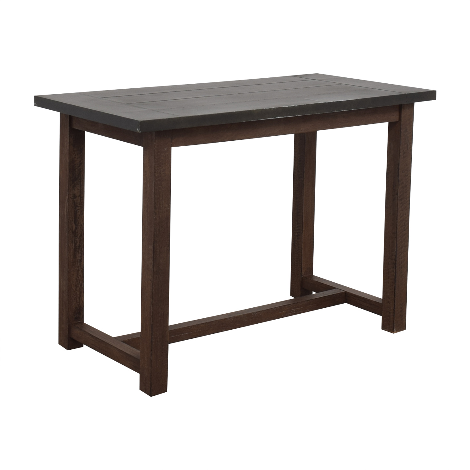 Crate & Barrel Crate & Barrel Galvin High Dining Table on sale