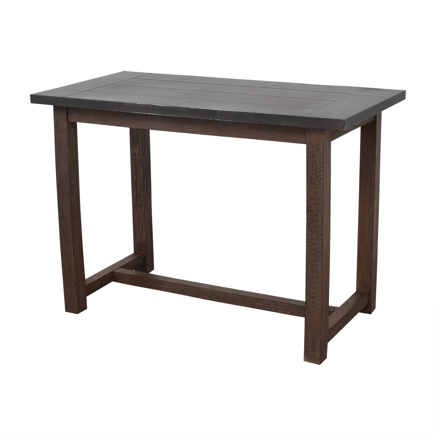 Crate & Barrel Crate & Barrel Galvin High Dining Table Accent Tables