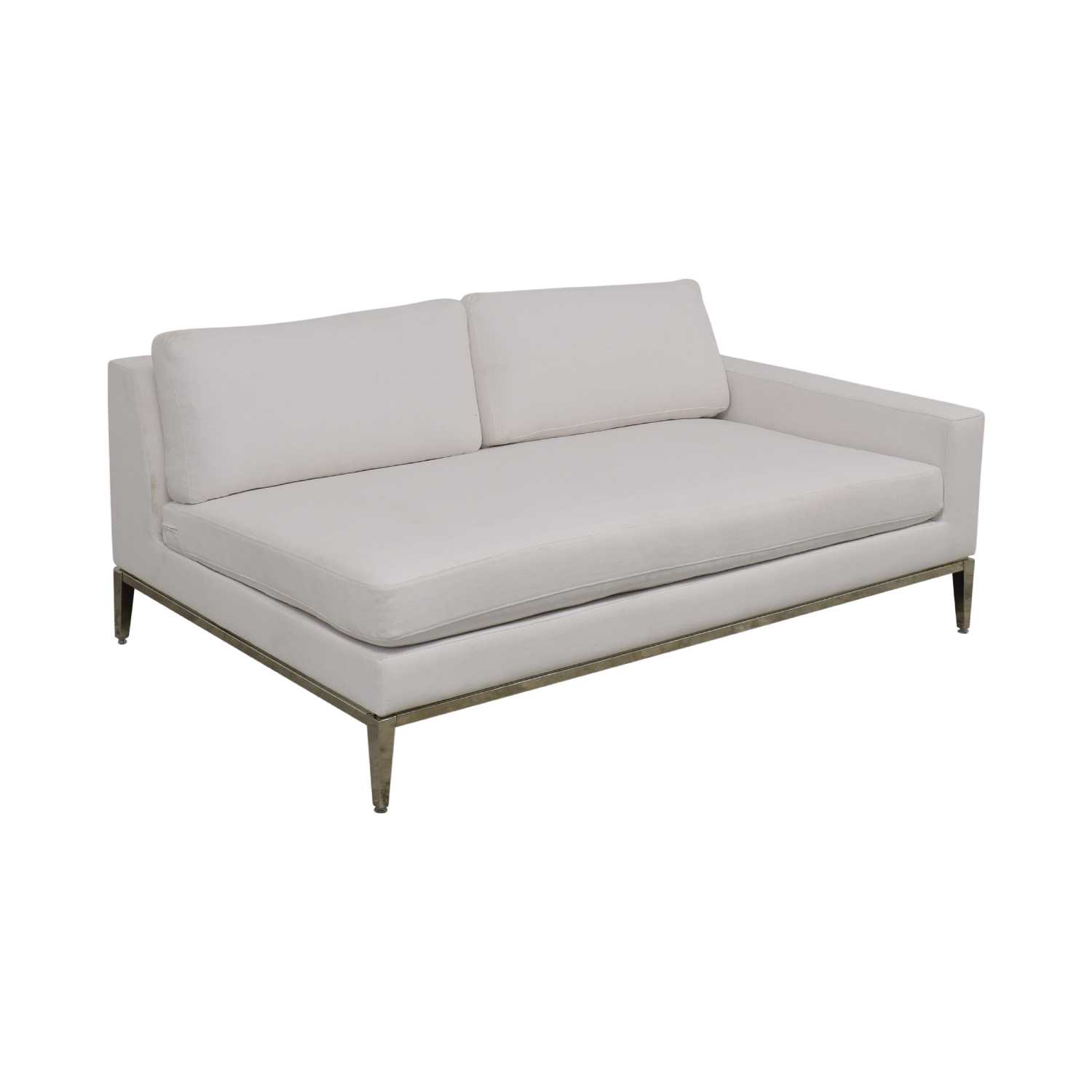 Restoration Hardware Restoration Hardware Midcentury Sofa on sale