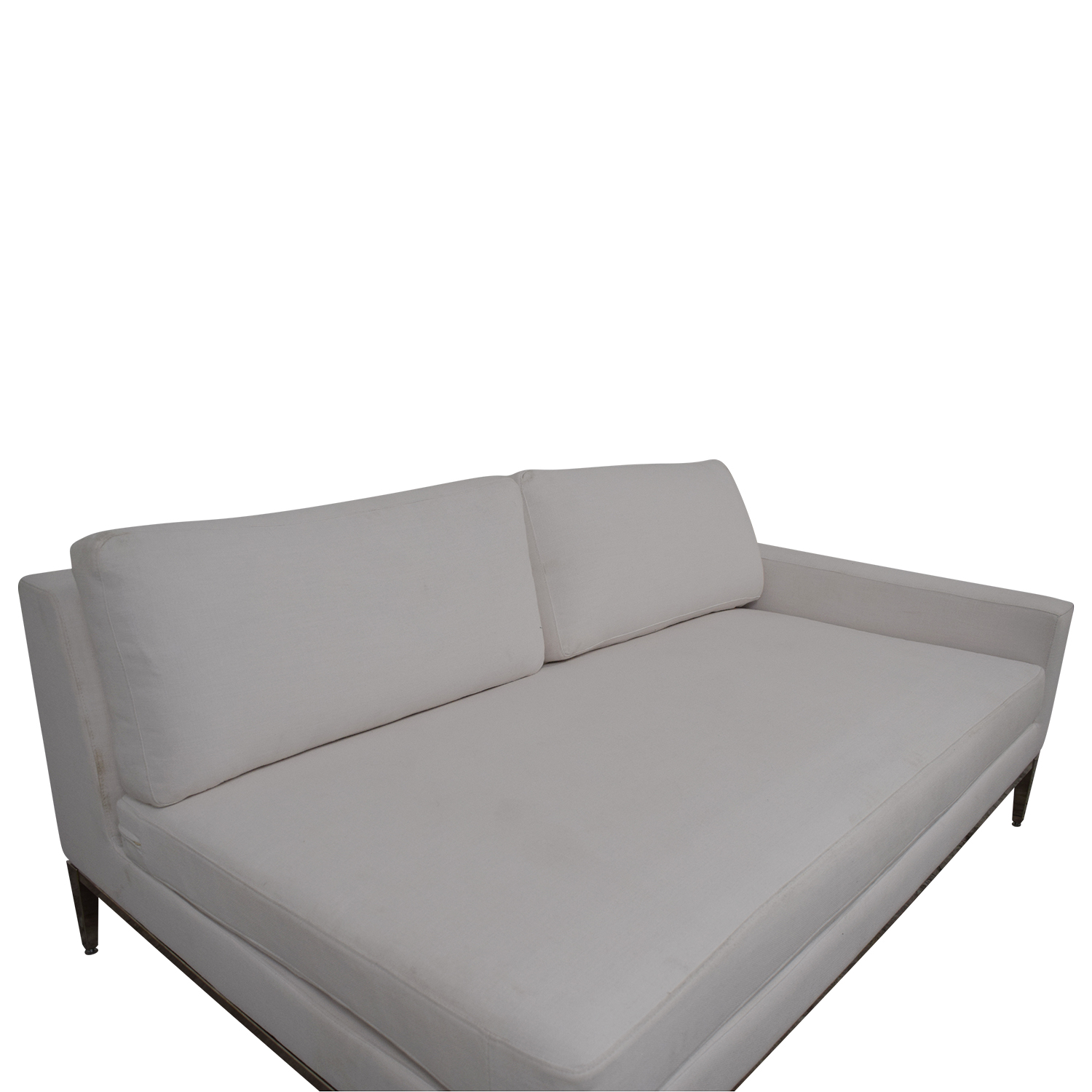 shop Restoration Hardware Midcentury Sofa Restoration Hardware Sofas