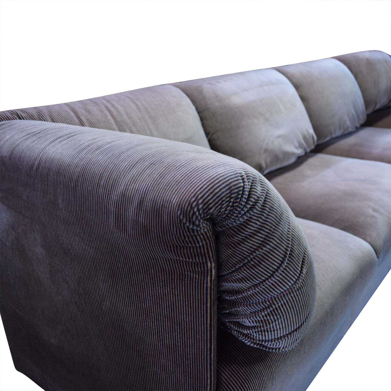 Cassina Cassina L Shaped Sectional Sofa nj