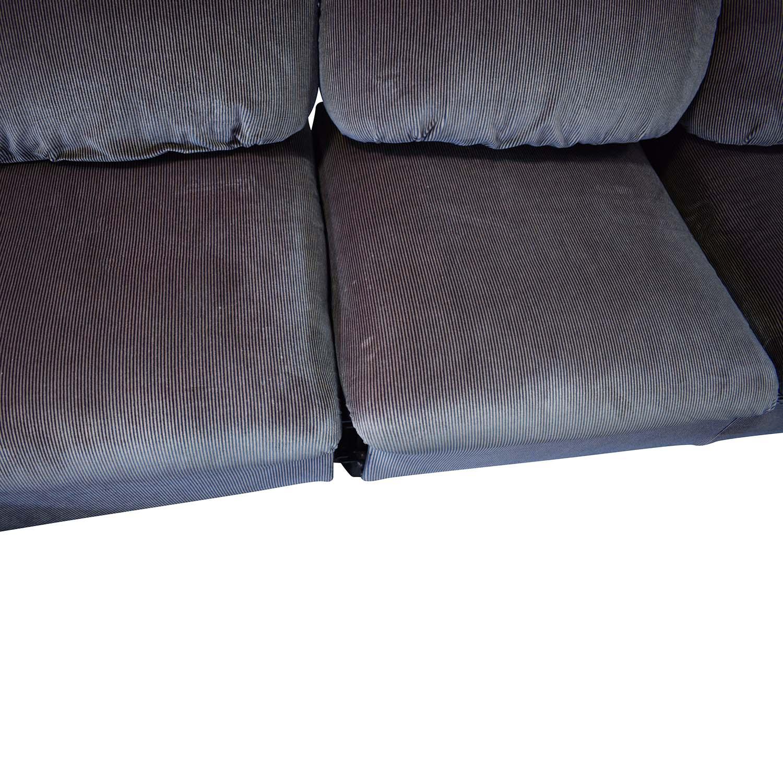 Cassina Cassina L Shaped Sectional Sofa Sofas