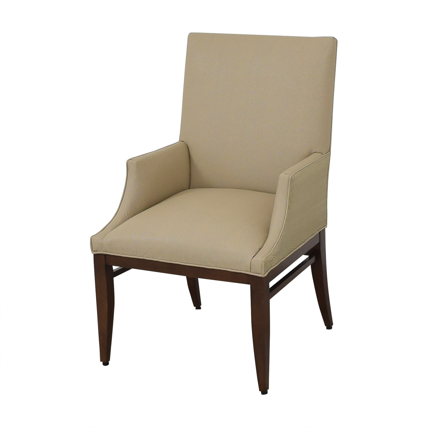 Duralee Custom Upholstered Dining Arm Chairs Duralee