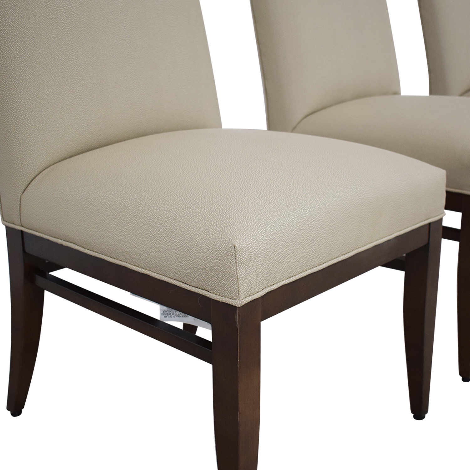 Duralee Duralee Kent Upholstered Dining Chairs on sale