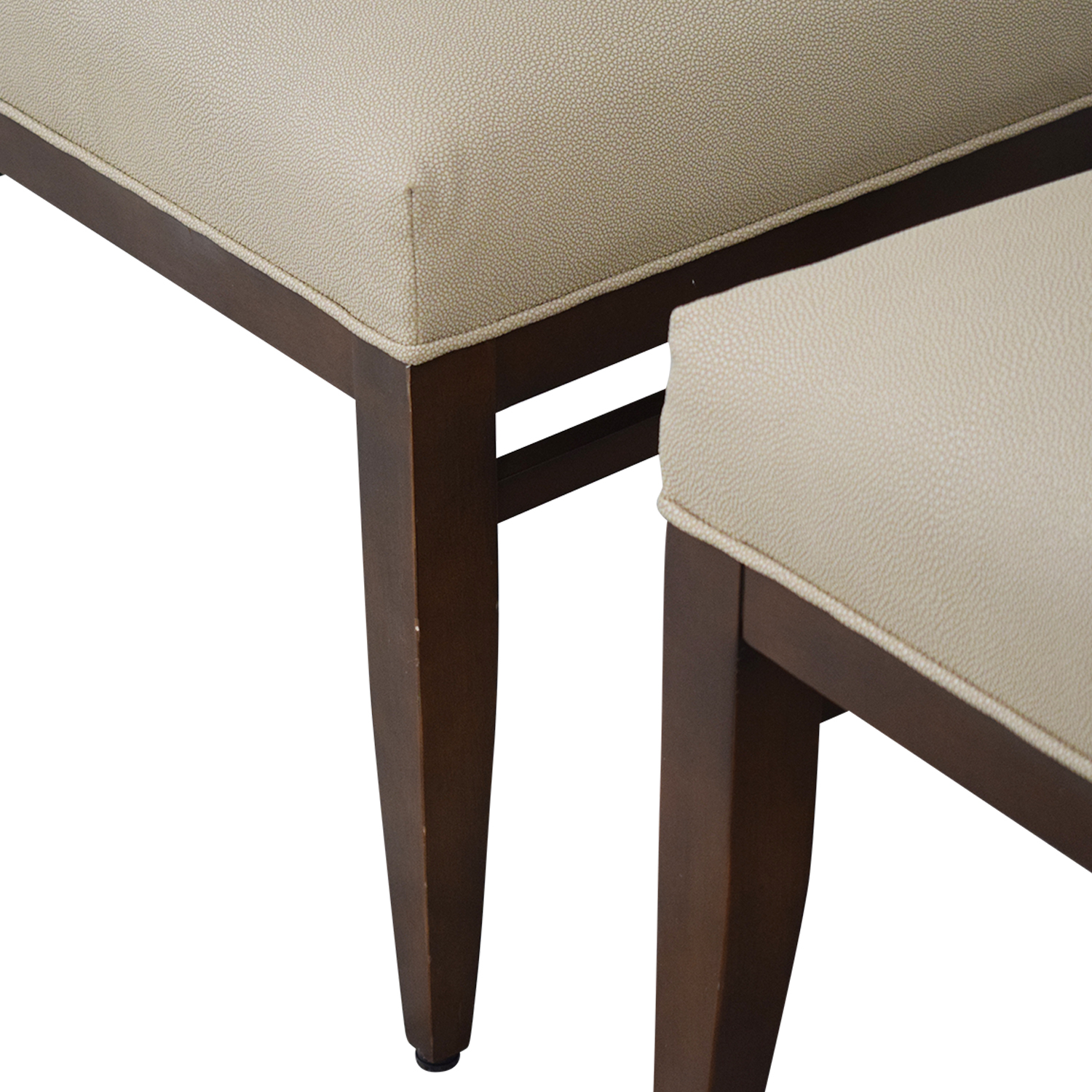 Duralee Duralee Kent Upholstered Dining Chairs used