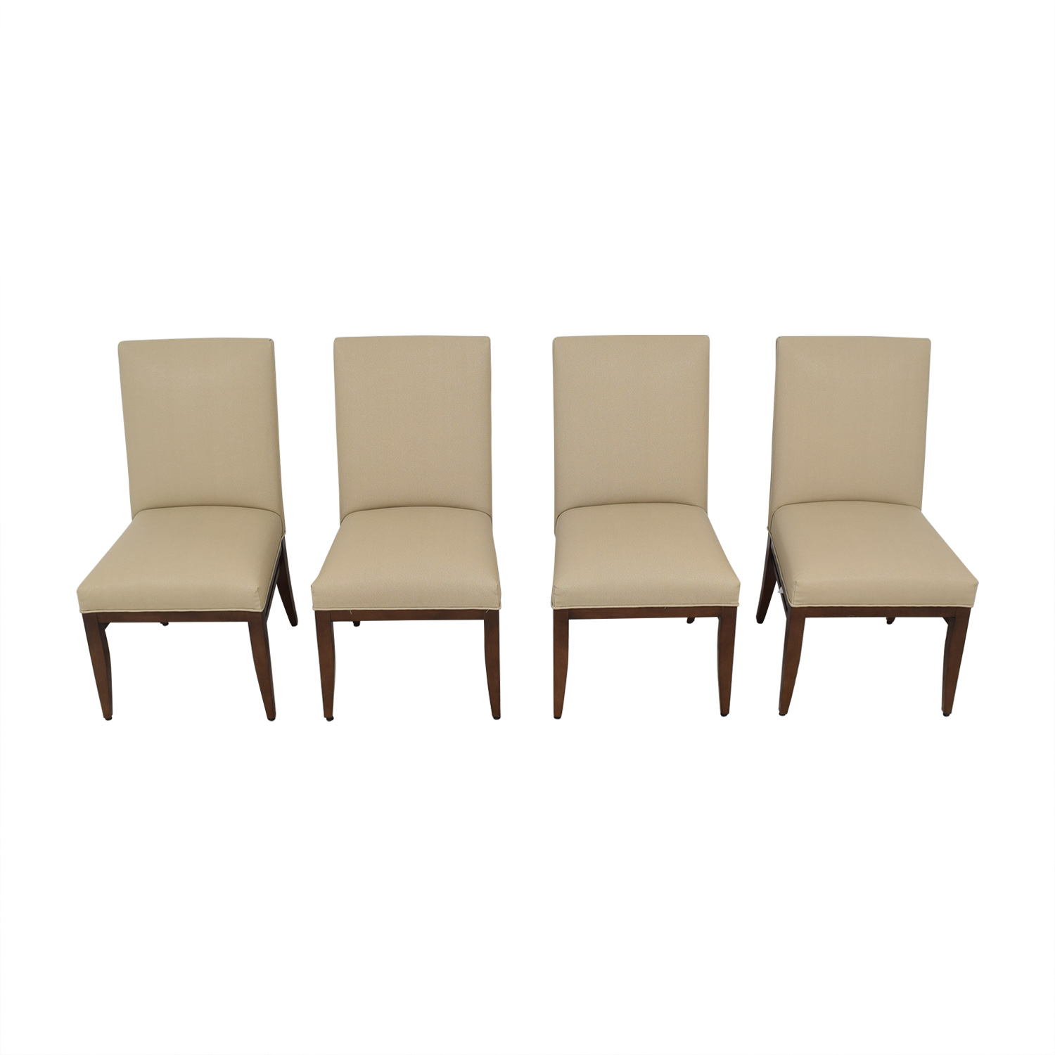 Duralee Kent Upholstered Dining Chairs sale