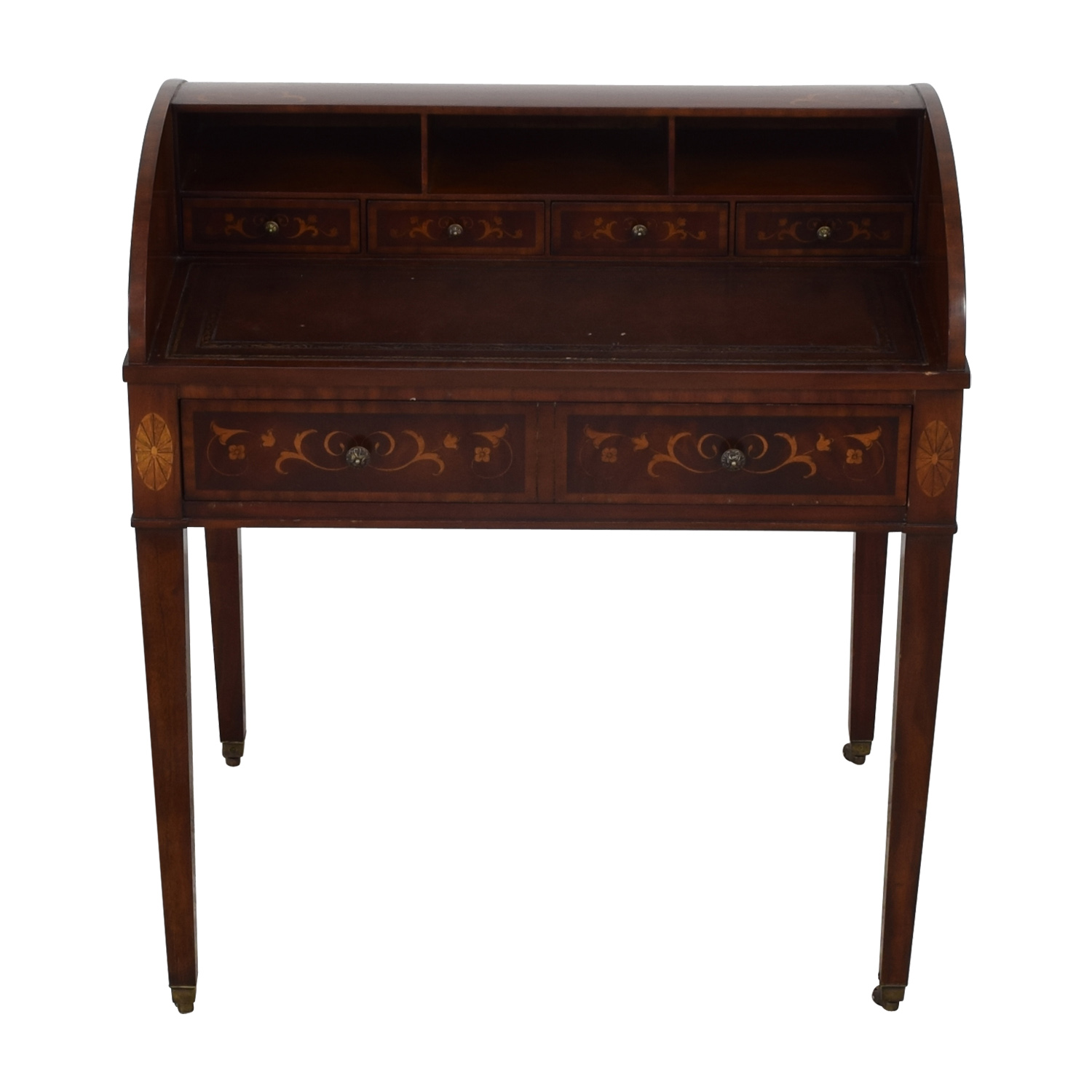 shop Maitland-Smith Maitland Smith Desk with Extension Wings online