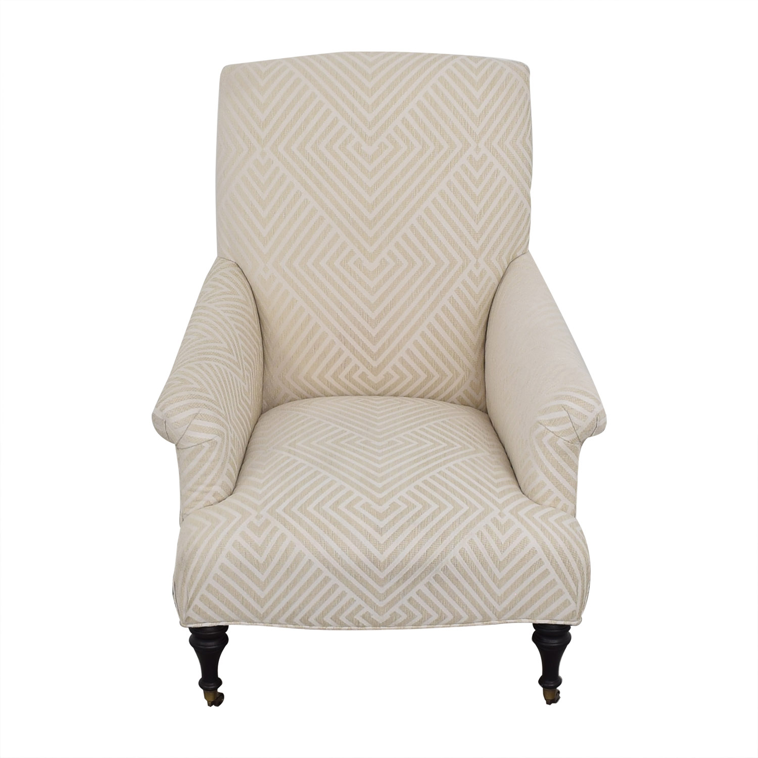 Mitchell Gold + Bob Williams Mitchell Gold + Bob Williams Upholstered Armchair on sale