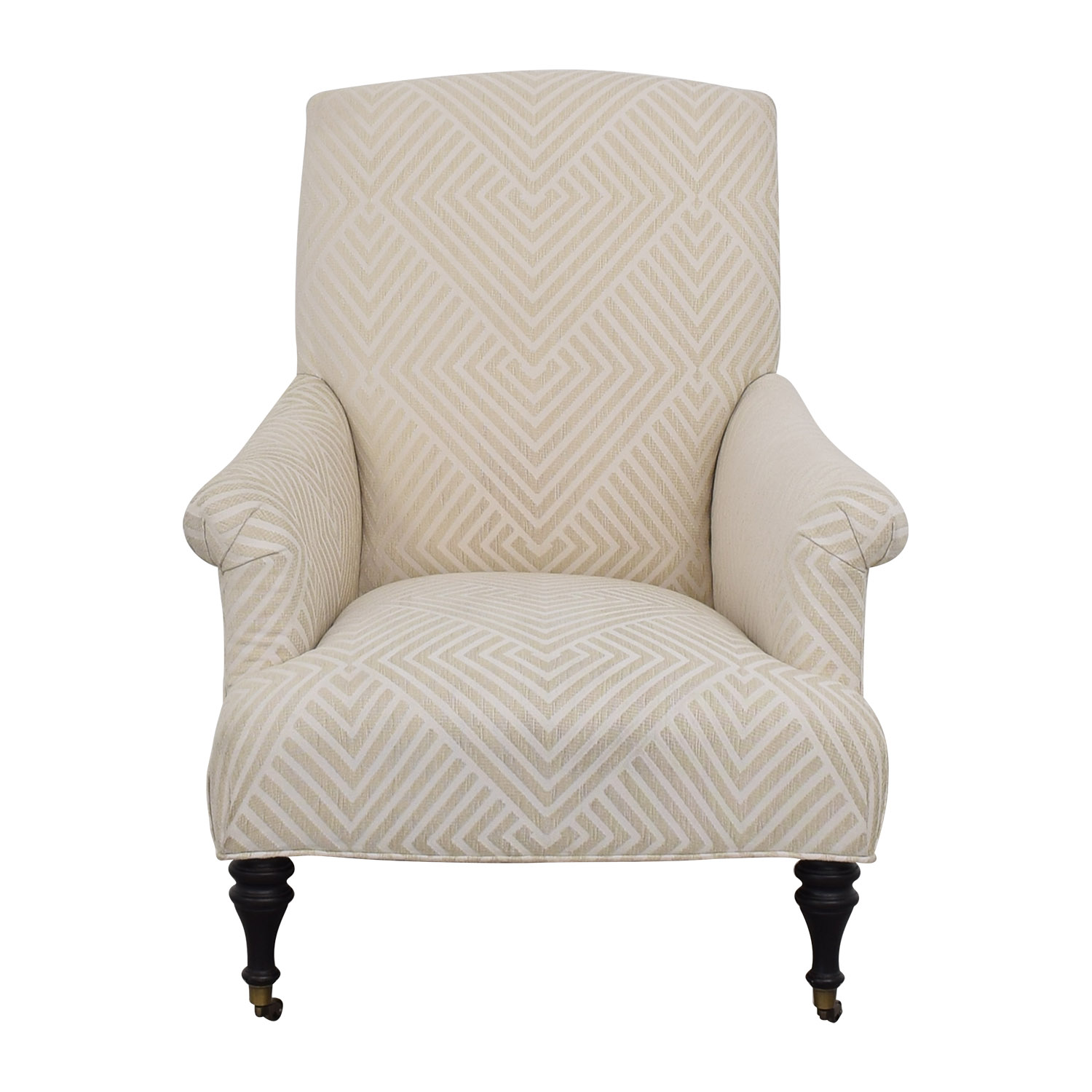 Mitchell Gold + Bob Williams Mitchell Gold + Bob Williams Upholstered Armchair nj