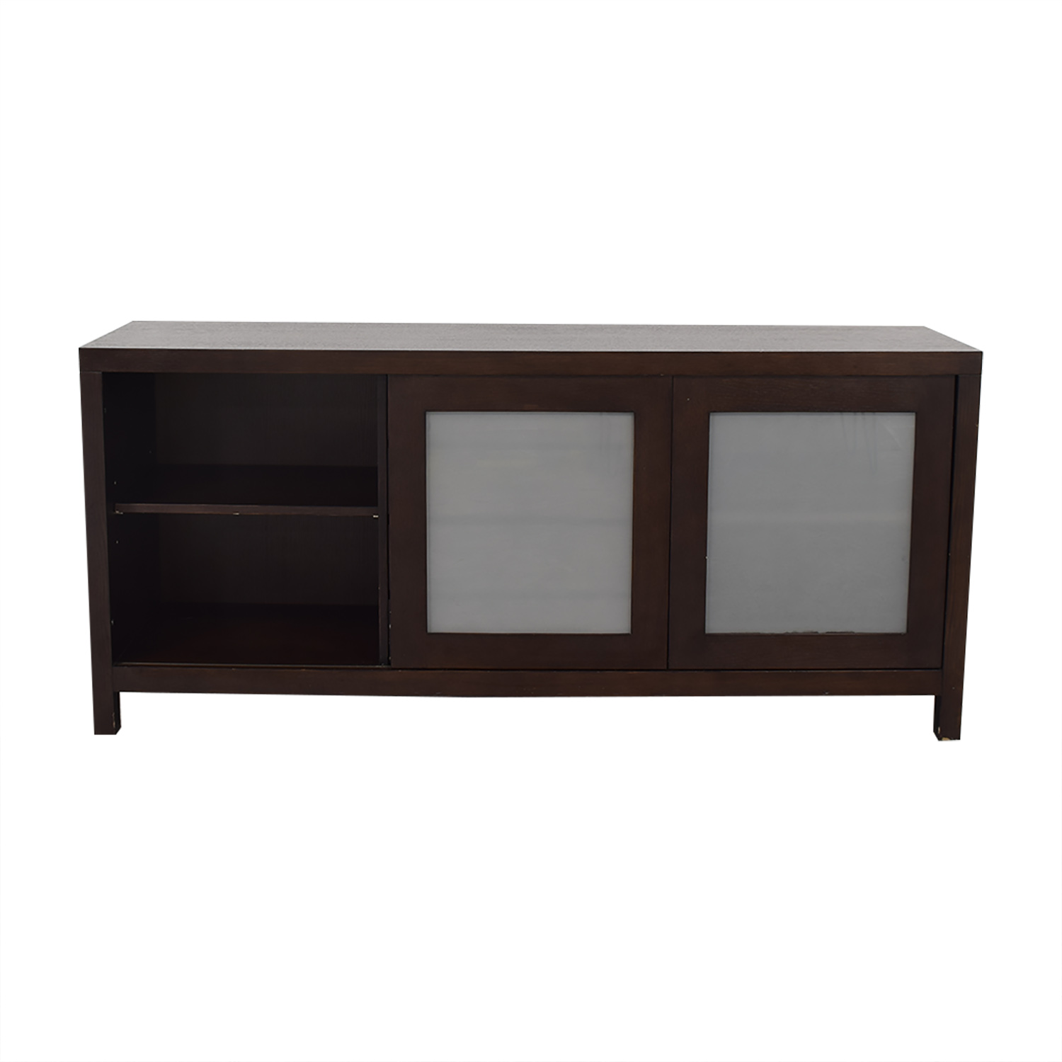 Crate & Barrel Crate & Barrel Sideboard with Cabinets Cabinets & Sideboards