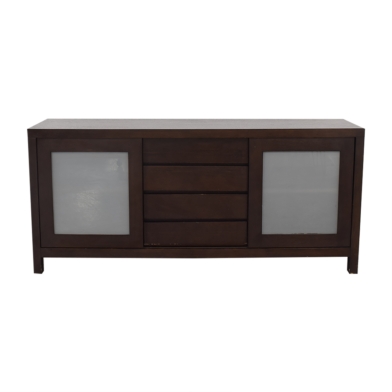 buy Crate & Barrel Crate & Barrel Sideboard with Cabinets online
