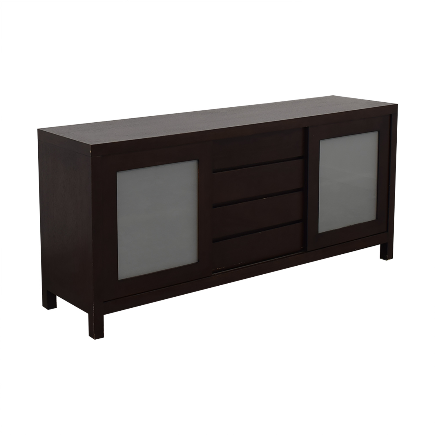 Crate & Barrel Crate & Barrel Sideboard with Cabinets