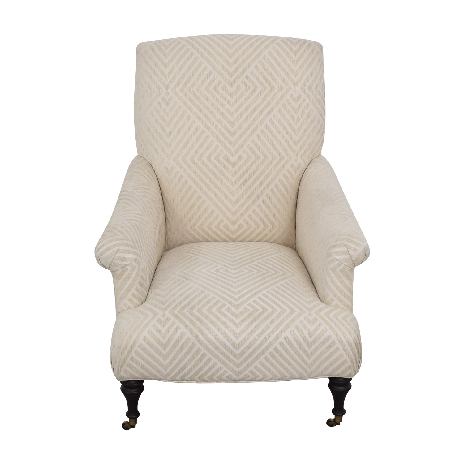 Mitchell Gold + Bob Williams Mitchell Gold + Bob Williams Upholstered Armchair dimensions