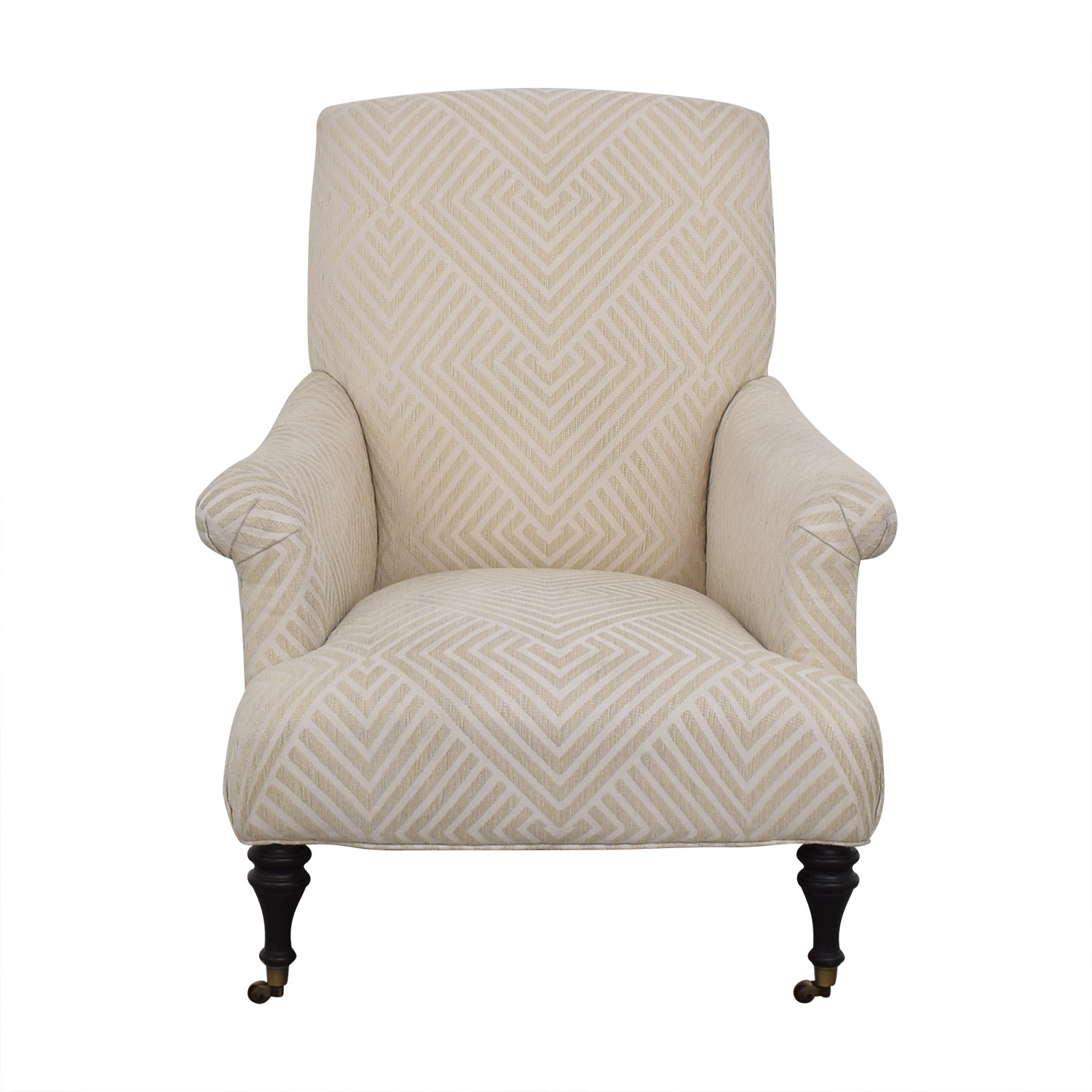 Mitchell Gold + Bob Williams Upholstered Armchair / Chairs