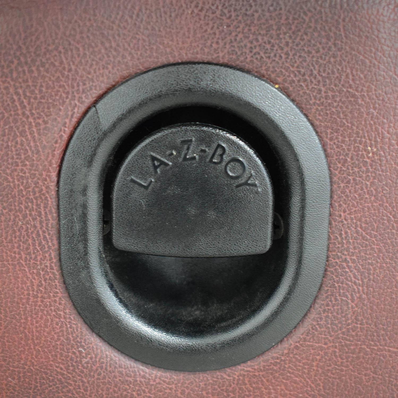 La-Z-Boy La-Z-Boy Leather Recliner red