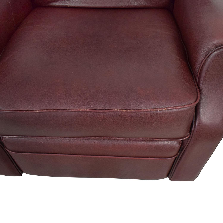 La-Z-Boy La-Z-Boy Leather Recliner used
