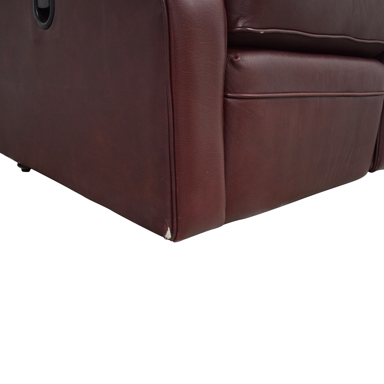 La-Z-Boy La-Z-Boy Leather Recliner nj