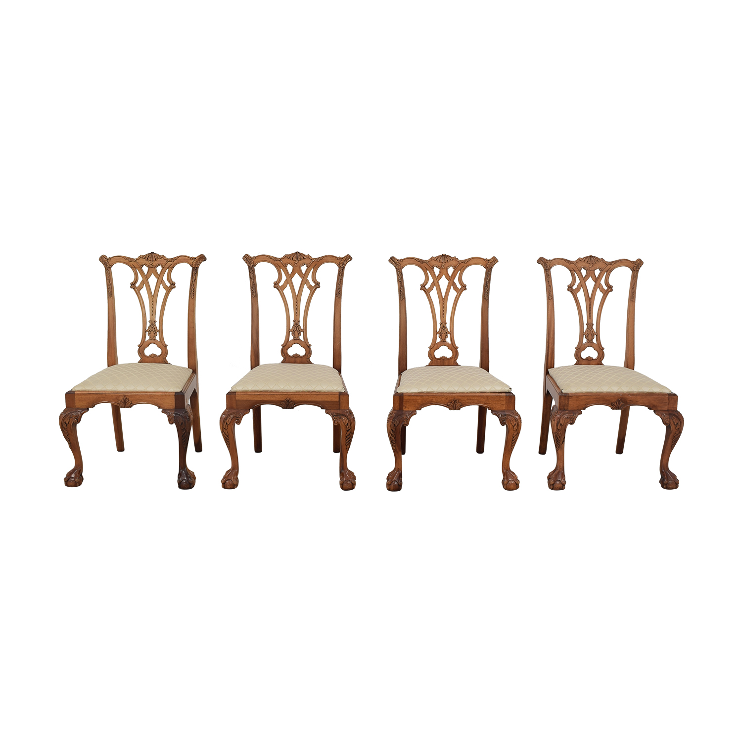 shop Chippendale Side Chairs Chippendale Chairs