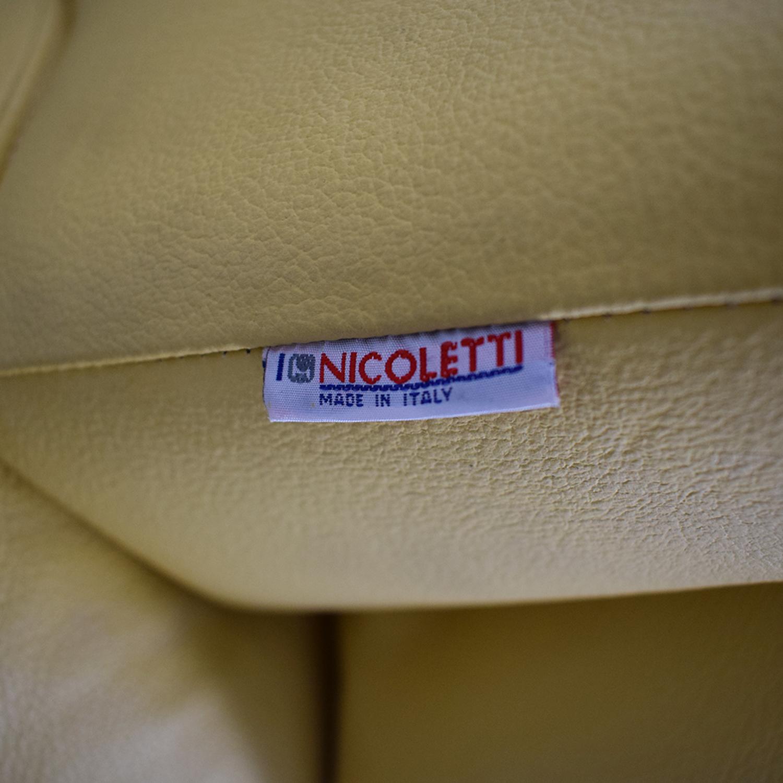 shop Nicoletti Salotti Chaise Lounge Nicoletti Home