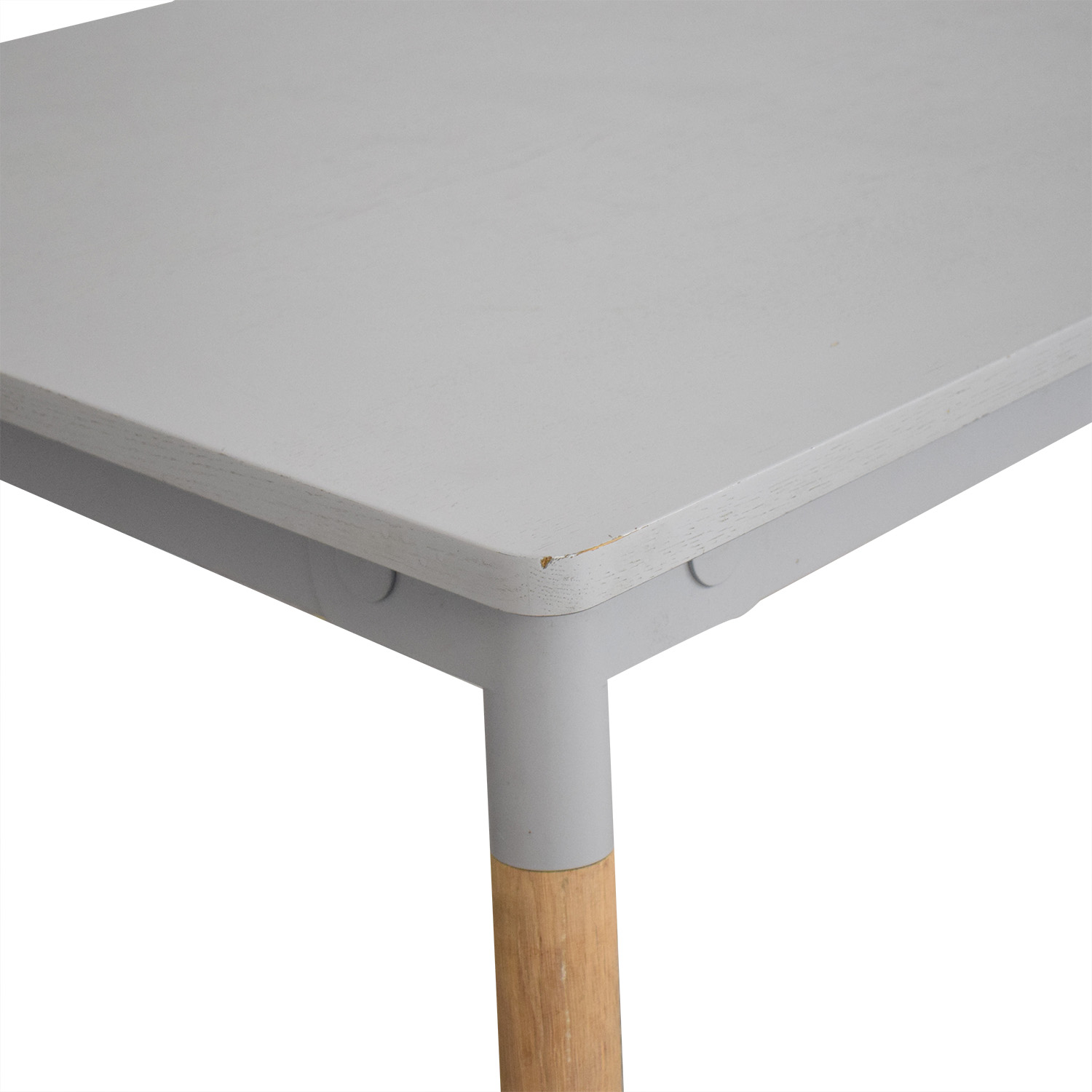 buy Design Within Reach Contrast Dining Table Design Within Reach