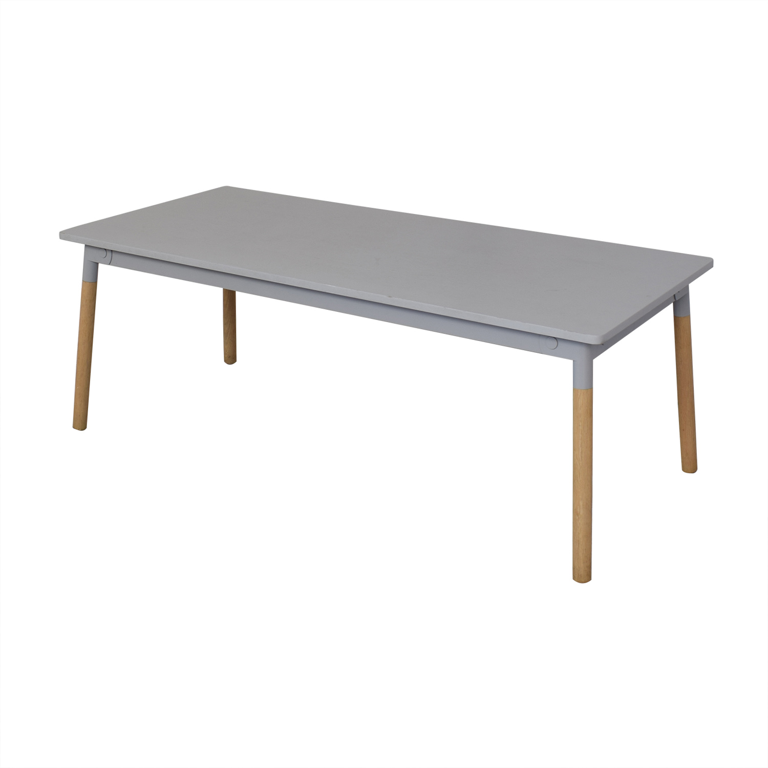 Design Within Reach Contrast Dining Table Design Within Reach