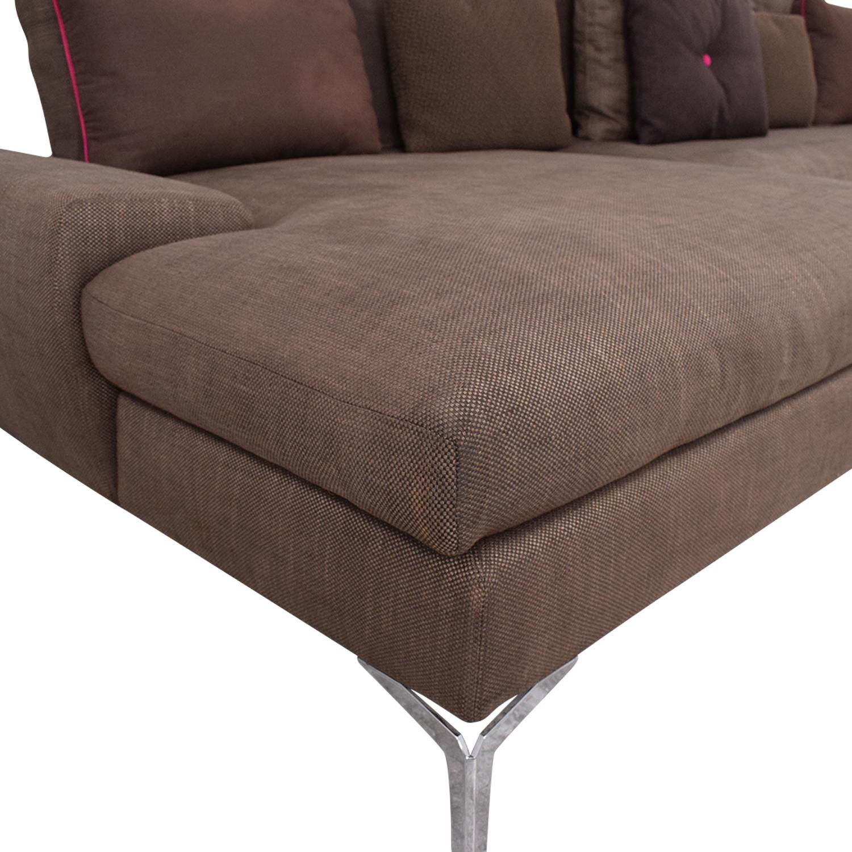 Molteni Molteni Modern Sectional Sofa Sofas