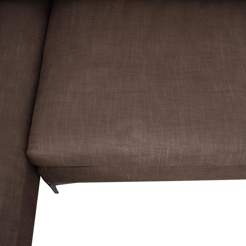 Molteni Molteni Modern Sectional Sofa