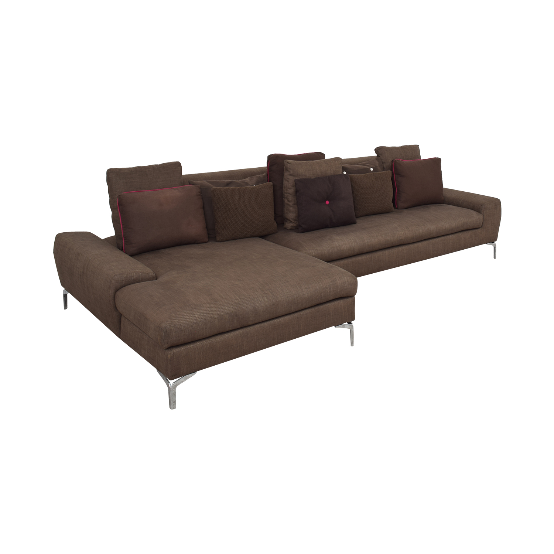 Molteni Molteni Modern Sectional Sofa on sale