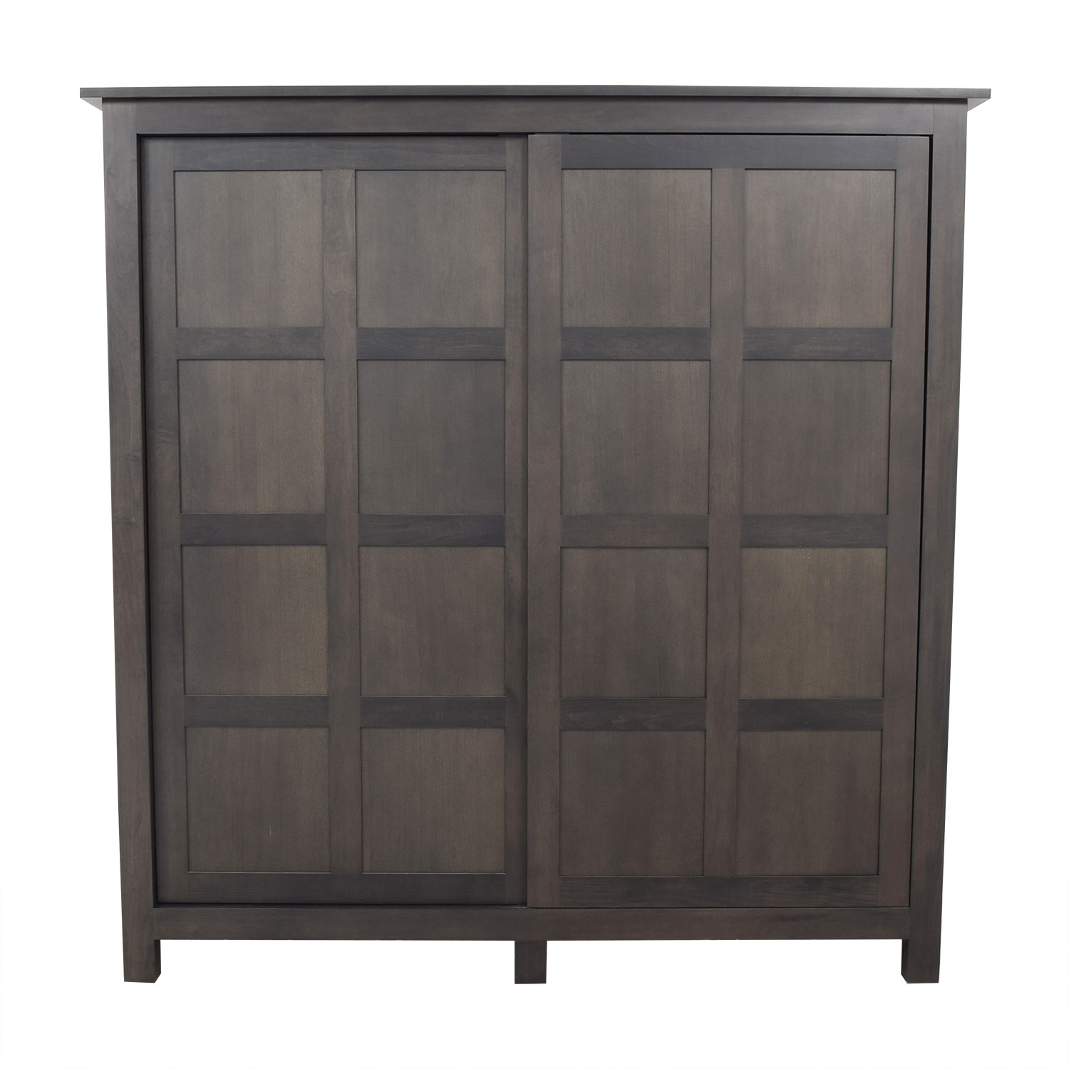 Room & Board Room & Board Bennett Armoire with Wine Rack & Four Drawers coupon
