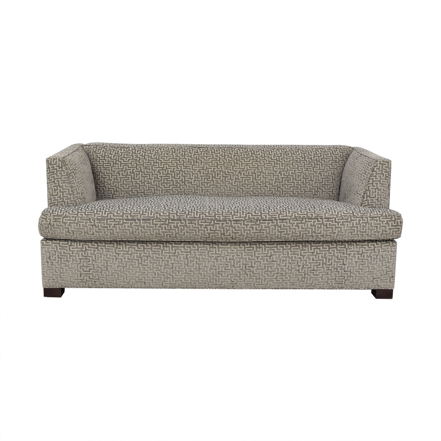 Mitchell Gold + Bob Williams Mitchell Gold + Bob Williams Full Sleeper Sofa gray