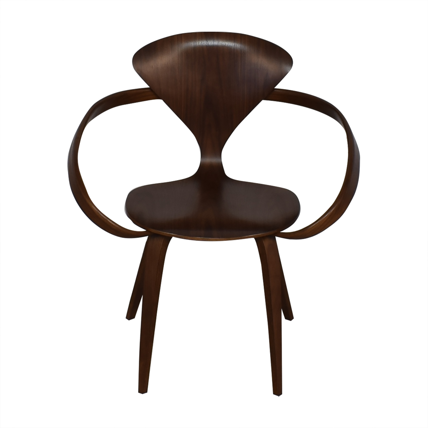 Design Within Reach Design Within Reach Cherner Armchair brown