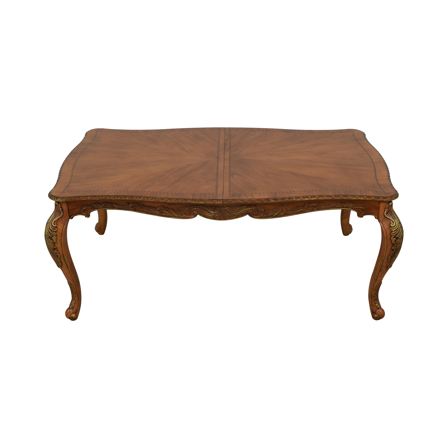 Raymour & Flanigan Raymour & Flanigan Expanding Dining Table Tables