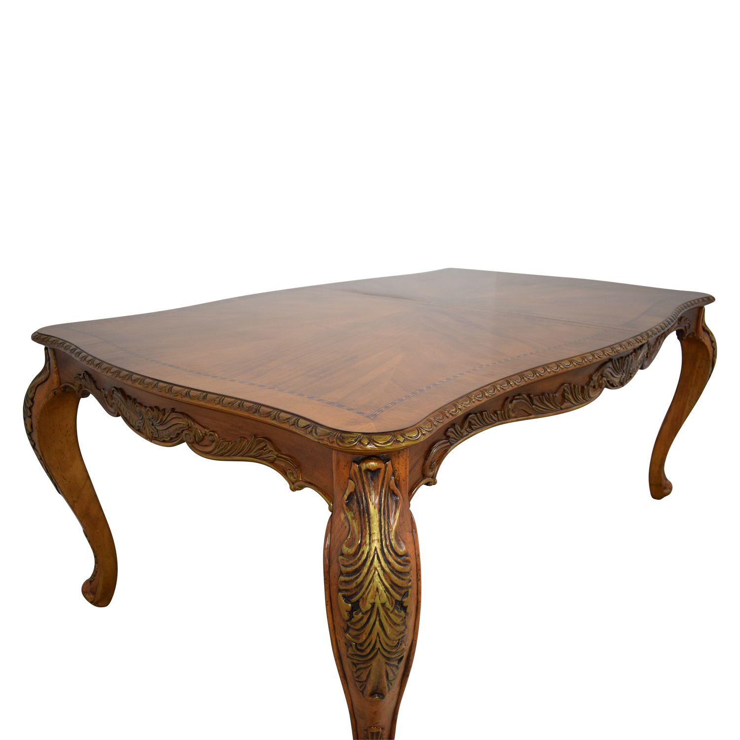 Raymour & Flanigan Raymour & Flanigan Expanding Dining Table on sale